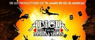 Ir al evento: ALICIA EN EL PAÍS DE LAS MARAVILLAS