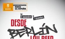 Ir al evento: DESDE BERLÍN (Tributo a Lou Reed)