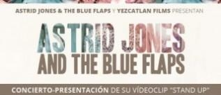 Ir al evento: CONCIERTO ASTRID JONES & The Blue Flaps