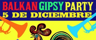 Ir al evento: Balkan Gipsy Party con ETHNOMADA y MILLION DOLLAR MERCEDES BAND