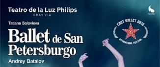Ir al evento: LA BELLA DURMIENTE - Ballet de San Petersburgo