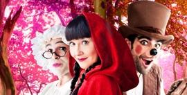 Ir al evento: CAPERUCITA, el cuento musical de la capa Roja