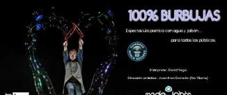 Ir al evento: 100 BURBUJAS