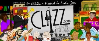 Ir al evento: CLAZZ CONTINENTAL LATIN JAZZ 2013