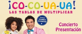 Ir al evento: ¡CO-CO-UA-UA! - Las tablas de multiplicar