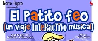 Ir al evento: EL PATITO FEO, un viaje interactivo musical
