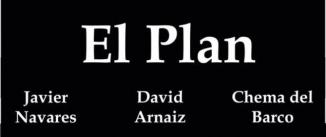 Ir al evento: EL PLAN