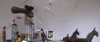 Ir al evento: EL TIEMPO Y LAS COSAS. La casa-estudio de Hanne Darboven