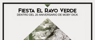Ir al evento: FIESTA EL RAYO VERDE 2015