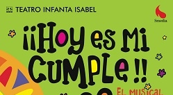 Ir al evento: HOY ES MI CUMPLE - El musical