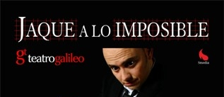 Ir al evento: JAQUE A LO IMPOSIBLE - Mago Jaque