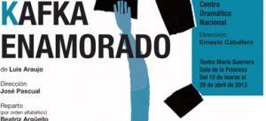 Ir al evento: KAFKA ENAMORADO de Luis Araújo