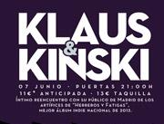 Ir al evento: KLAUSandKINSKI y La Pareja del Año DJs