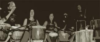 Ir al evento: KÚNKERE Percusión africana