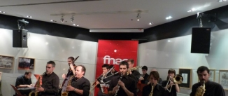 Ir al evento: LEGANÉS BIG BAND en Sunday Jazz Matinee