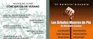 Ir al evento: LOS ÁRBOLES MUEREN DE PIÉ