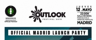Ir al evento: OUTLOOK FESTIVAL Launch Party Madrid