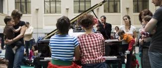 Ir al evento: PÍA, PÍA PIANO Concierto a cuatro manos para bebés