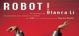 Ir al evento: ROBOT Compañía Blanca Li