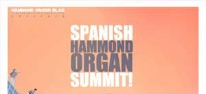 Ir al evento: I SPANISH HAMMOND ORGAN SUMMIT