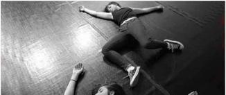 Ir al evento: VAMOS A HACERTE BAILAR: PERSIGUIENDO A PATTI SMITH en Fringe Madrid
