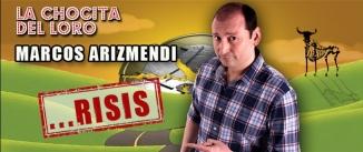 Ir al evento: MARCOS ARIZMENDI - Risis