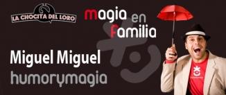 Ir al evento: MONÓLOGOS DE HUMOR - Miguel Miguel