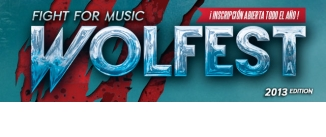Ir al evento: WOLFEST 2013 EDITION MADRID