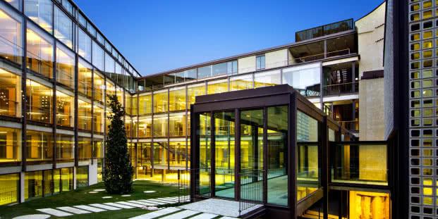 coam colegio arquitectos madrid