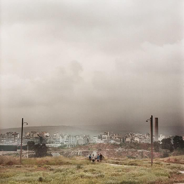De la serie 'La crisis paralela'. © Yannis Karpouzis