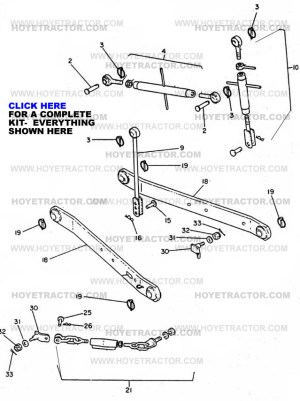 Old Ford Tractor Hitch Diagram, Old, Free Engine Image For User Manual Download
