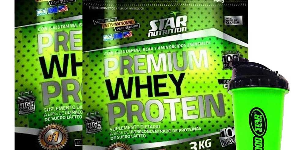 star nutrition whey