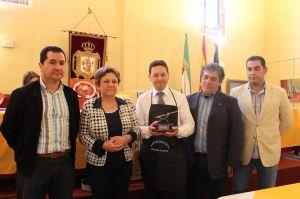 La gastronomía y el arte de cortar jamón protagonistas en la segunda jornada del Salón del Jamón Ibérico