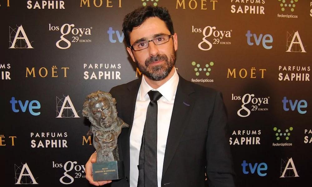 Álex Catalán, actual referente de la fotografía cinematográfica española.