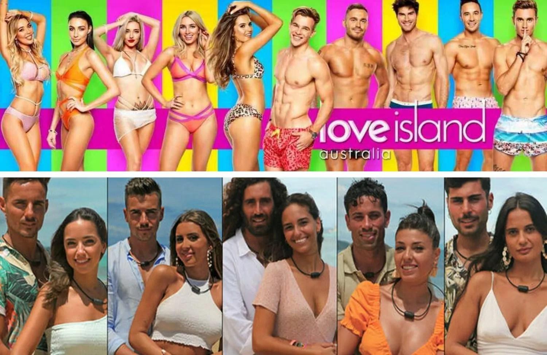 Love Island VS Tentaciones