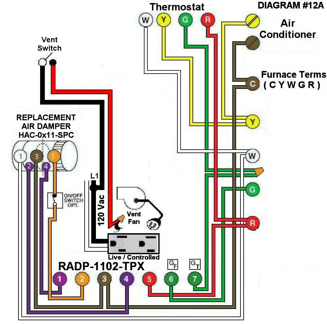 trol a temp wiring diagram ranco temperature controller