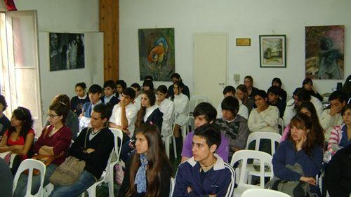 Taller sobre Centros de Estudiantes y Derechos Humanos
