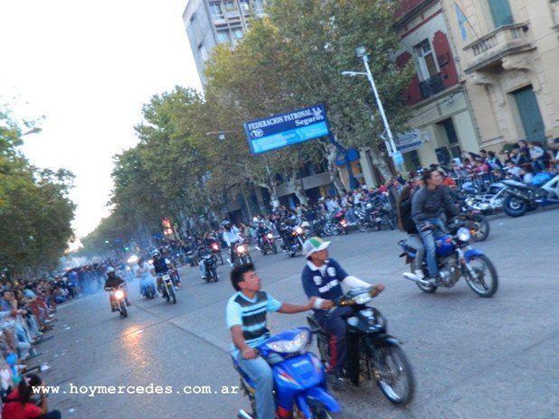 Encuentro Internacional de Motos