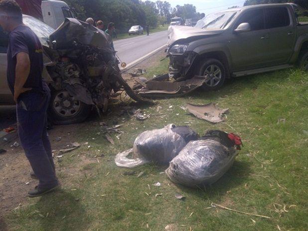 Accidente Ruta 41