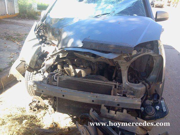 Accidente Ruta N°5