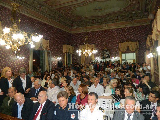 Inicio de sesiones del Concejo Deliberante 2013