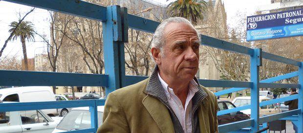 Esteban Rossi, Director de Seguridad .(Foto Archivo)