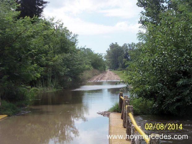 Río Luján Mercedes