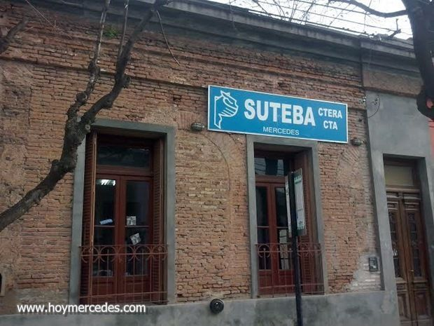SUTEBA pide reunión para evaluar la situación en las escuelas