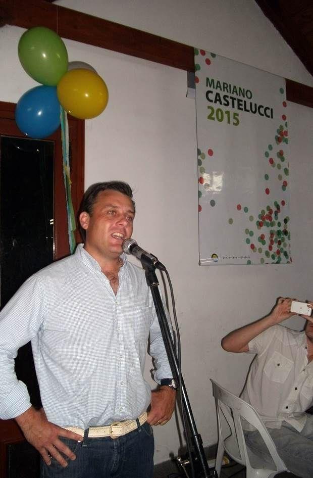Mariano Castelucci Agupación Arturo Jauretche