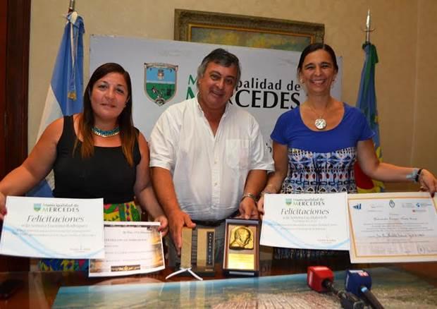 Luciana Rodriguez Rastelini, Lidia Dulevich, Carlos Selva