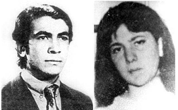 Recordatorio:  José Abdala y Susana Falabella de Abdala