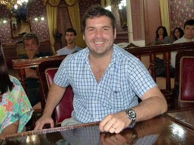 Matías Dematei expresó su «tristeza ante las críticas de Selva»