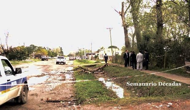 Muere pareja tras caída de árbol y cable de energía eléctrica