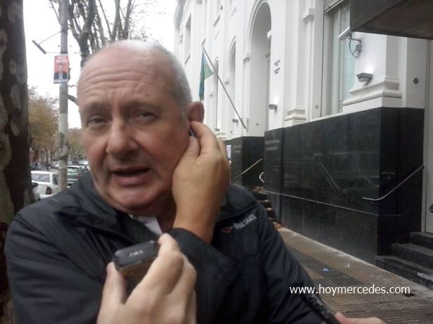 Pastorini: «La gobernadora le teme a la gente»